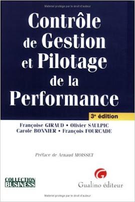 Télécharger Livre Gratuit Contrôle de Gestion et Pilotage de la Performance pdf
