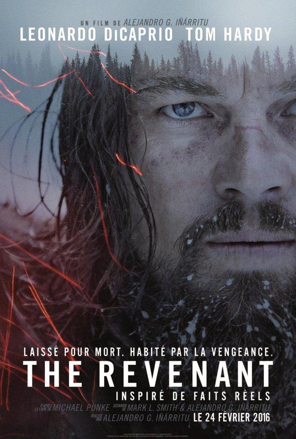The Revenant : Le nouveau DiCaprio