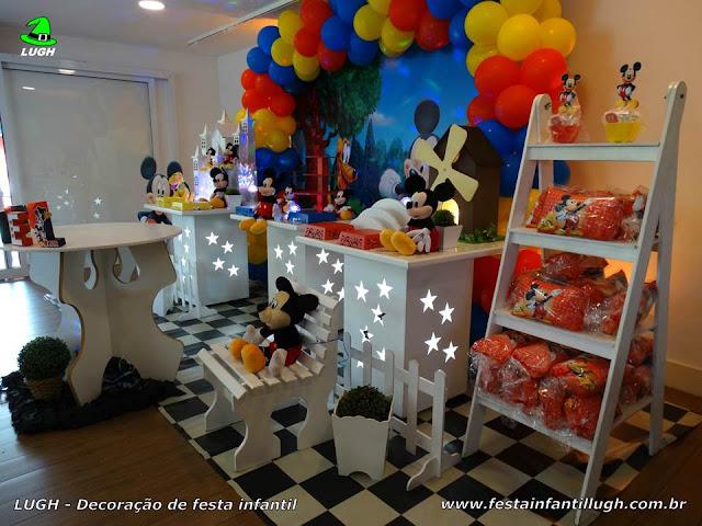 Decoração provençal Mickey Mouse (Disney)