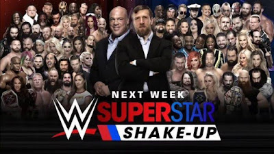 WWE superstar shakeup 2019 (big surprises and shocks)