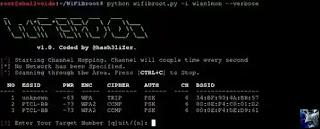 hack wifi wifibroot