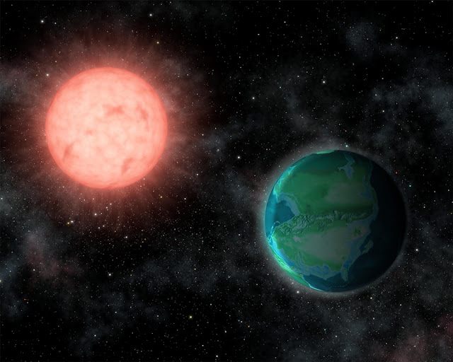 Life could be evolving right now on nearest exoplanets