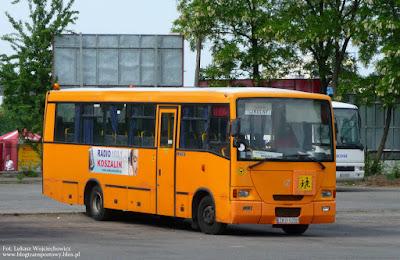 Jelcz L090M/S z PKS Koszalin