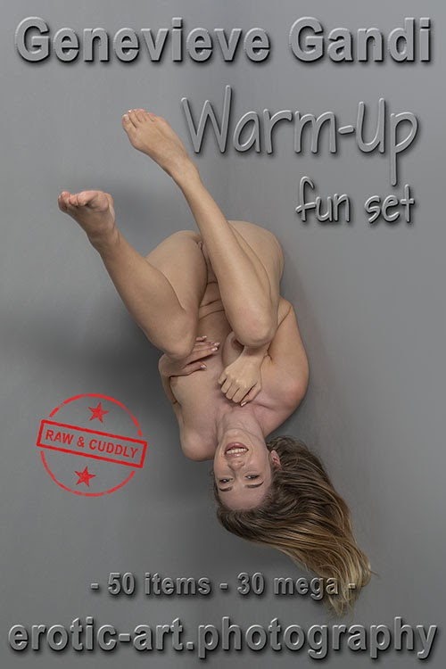 [Erotic-Art] Genevieve Gandi - Warm-up Fun Set