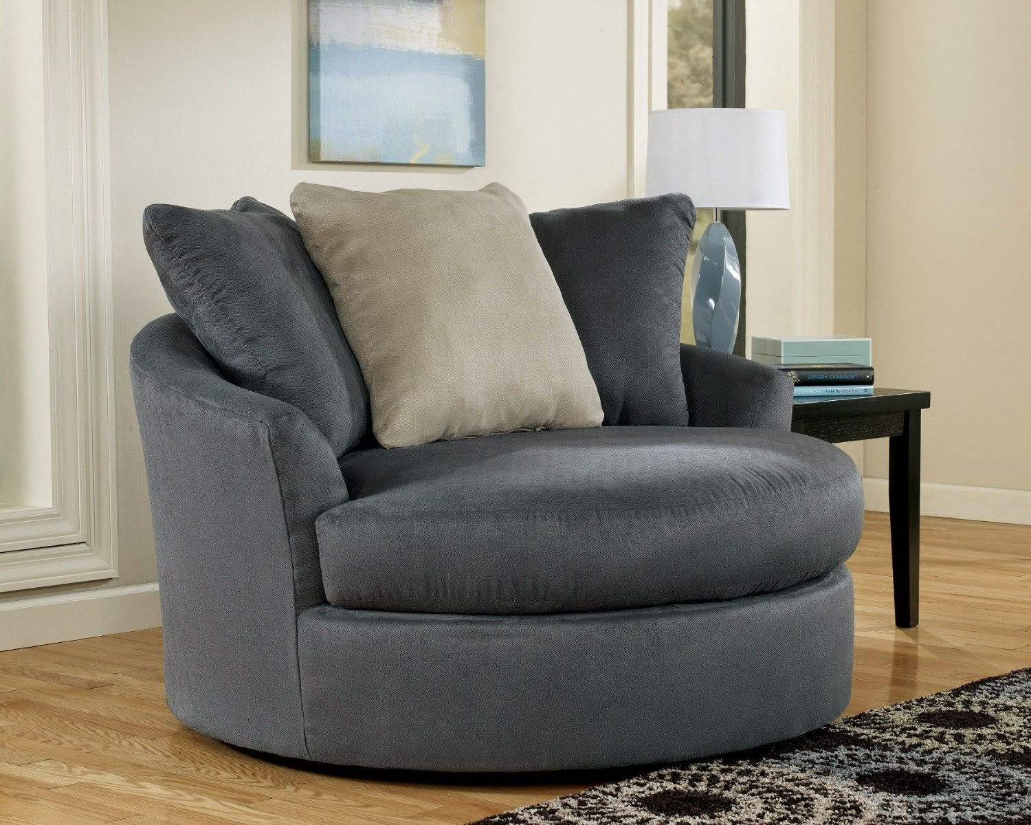 Oversized Living Room Chair Monogrammed Childrens Cuddle Couch For Sale