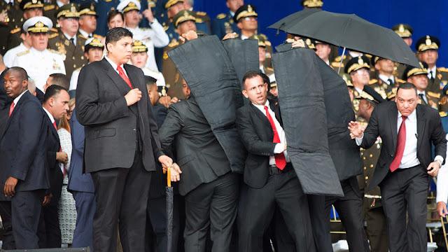 El presunto autor del ataque con drones contra Maduro confiesa a CNN cómo se preparó el atentado