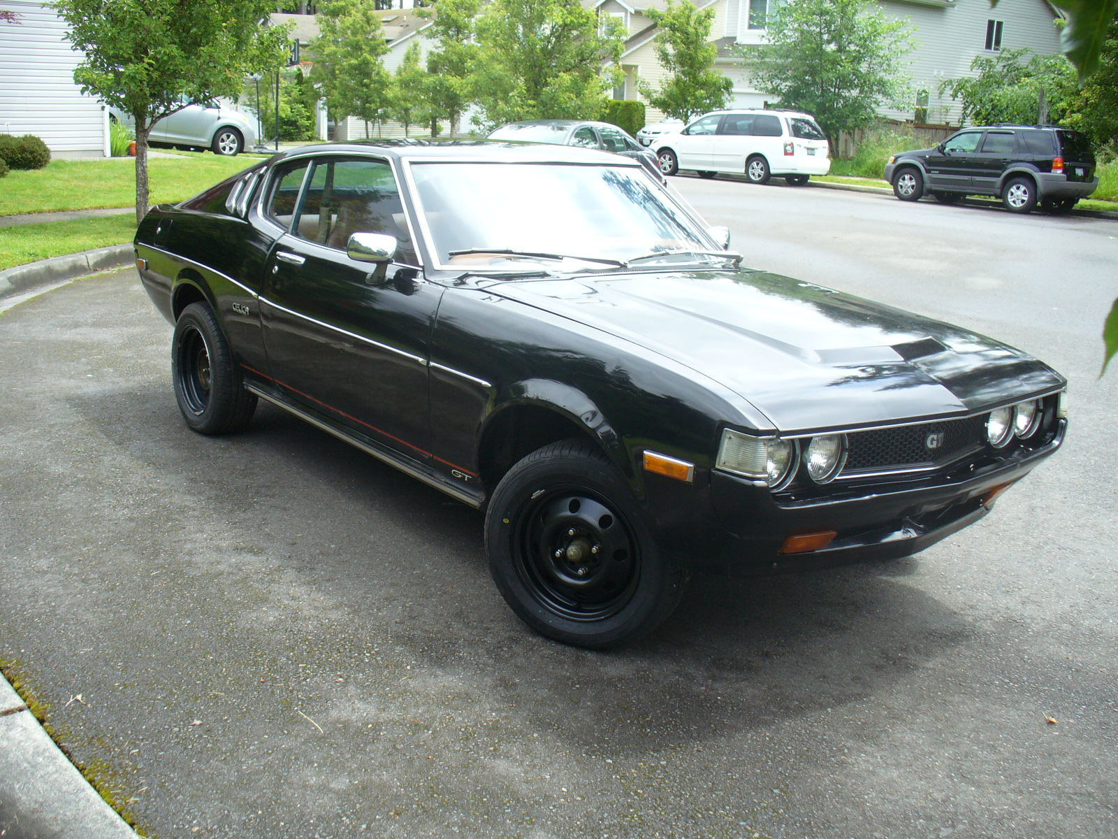 1977 Toyota Celica For Sale: Daily Turismo: Auction Watch: 1977 Toyota Celica GT Liftback
