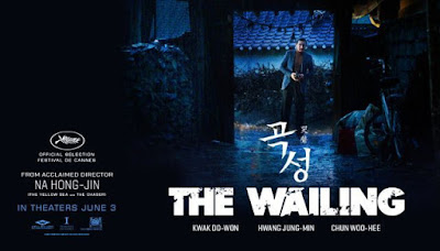 Review Movie Korea - The Wailing, Filem Korea, Korean Movie, Sinopsis, Seram, Thriller, Misteri, Best, Plot Twist, Menarik, Suspen, Senarai Pelakon Filem The Wailing, Pelakon,Kwak Do Won, Hwang Jung Min, Jun Kunimura, Chun Woo Hee, Kim Hwan Hee, Jang So Yeon, Heo Jin,