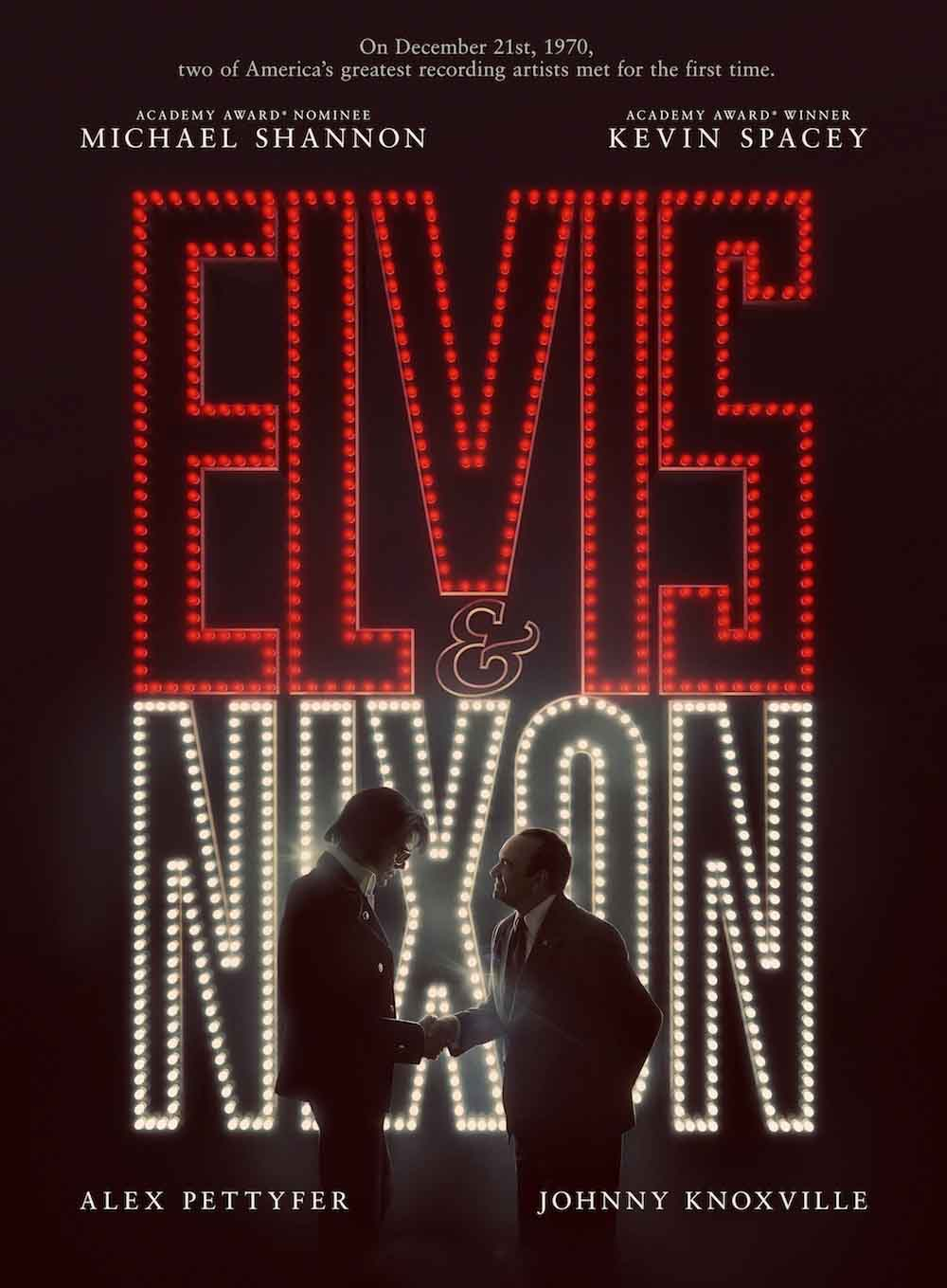 Elvis & Nixon Torrent – BluRay 720p e 1080p Dual Áudio (2016)