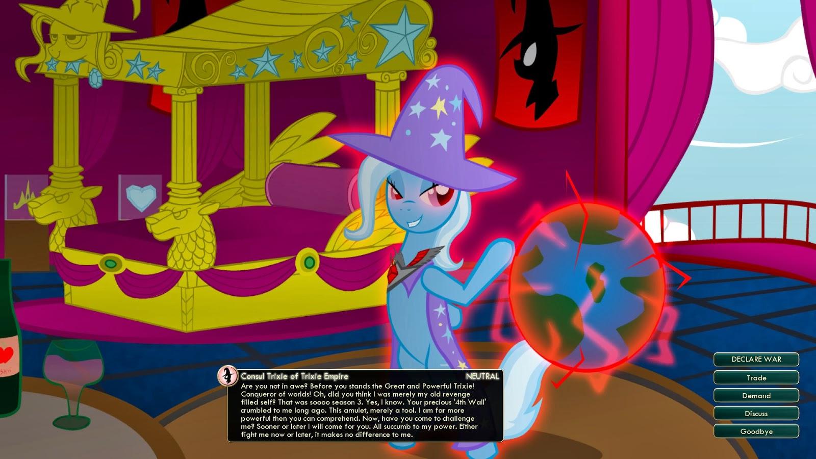 Equestria Daily Mlp Stuff Civilization V Pony Mod Extradordinaire
