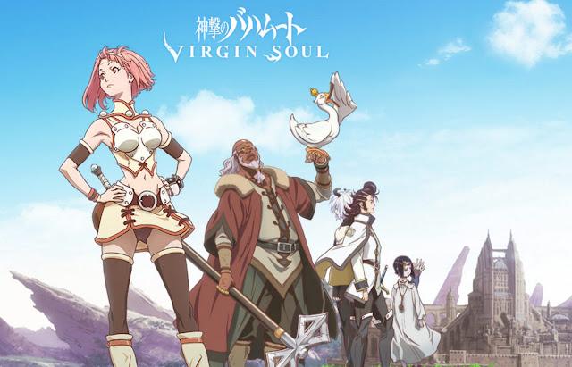 Shingeki No Bahamut: Virgin Soul di Rekomendasi anime Antagonisnya Menang