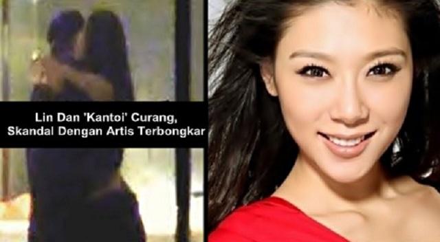Terbongkar: Lin Dan 'Kantoi' Curang, Skandal Dengan Artis