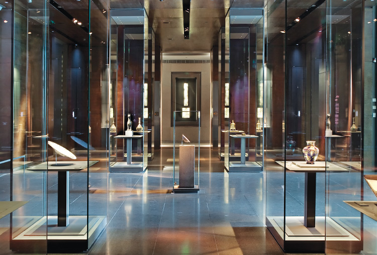 Imagine These: Museum Interior Design | Museum of Islamic ...