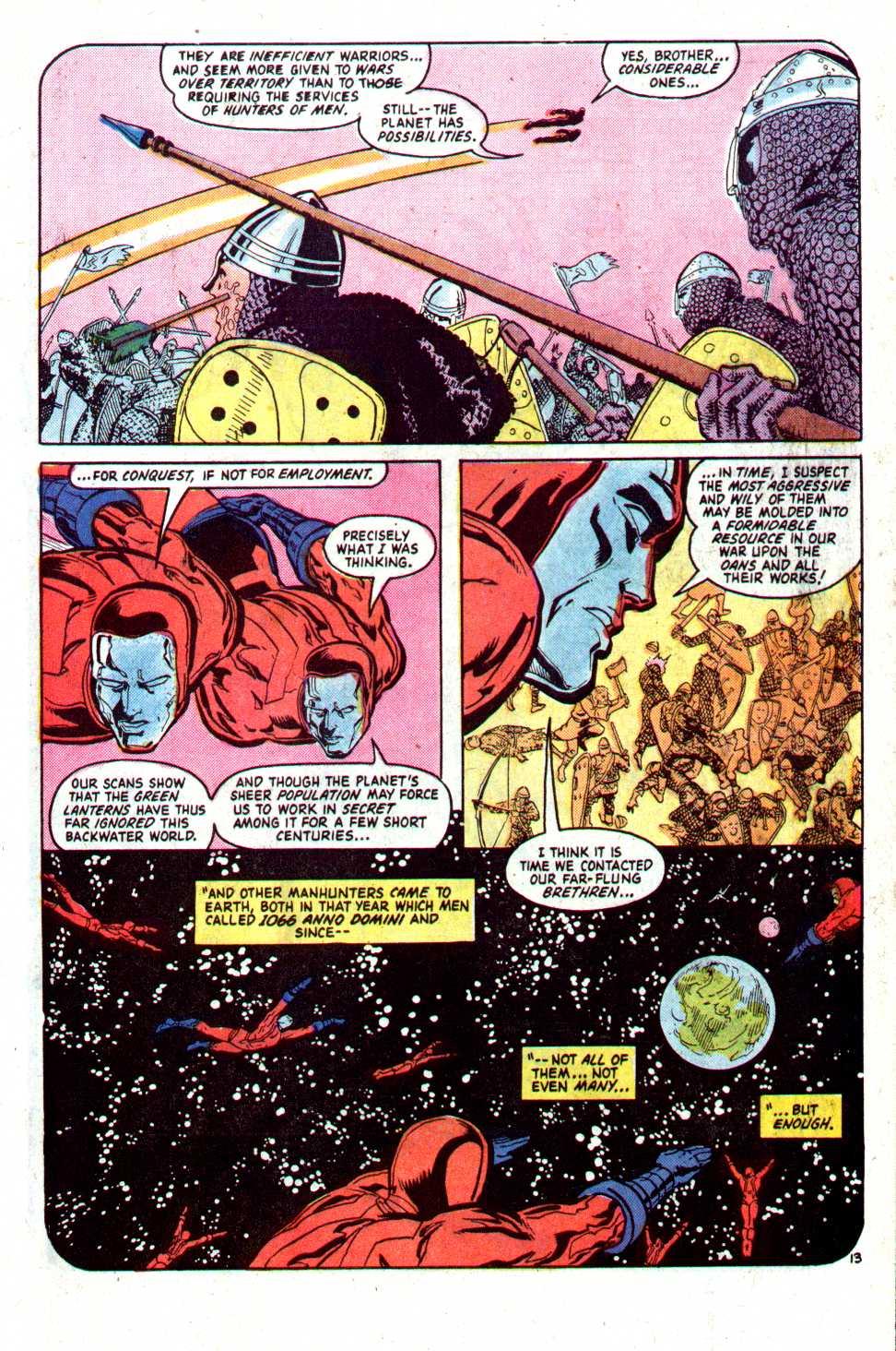 Read online Secret Origins (1986) comic -  Issue #22 - 14