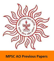 MPSC AO Previous Papers