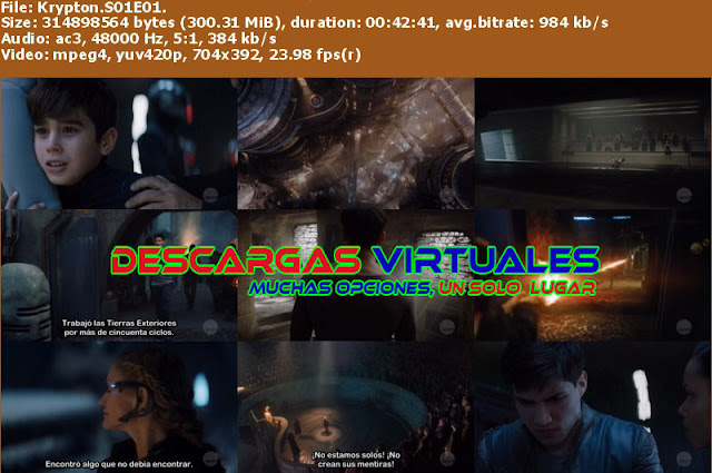 krypton descargas virtuales