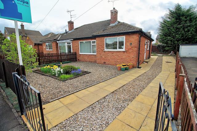 Harrogate Property News - 2 bed bungalow for sale Knox Avenue, Harrogate HG1