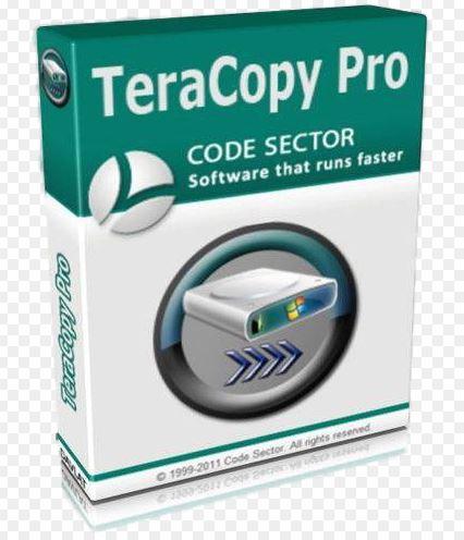 تحميل برنامج تيرا كوبي TeraCopy 2019 لتسريع نسخ ونقل الملفات