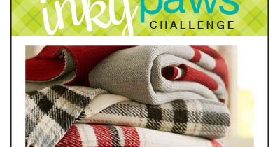 Newton's Nook Designs: Inky Paws Challenge #37 - Cozy Plaids