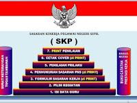 Unduh Lengkap SKP Guru PNS Dan Kepala Sekolah 2016