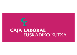 Caja Laboral Logo Vector
