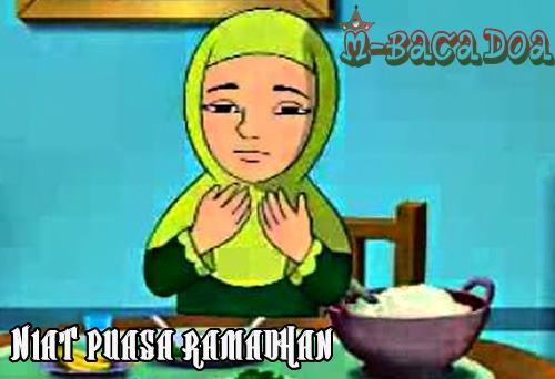 Bacaan Doa Niat Berbuka Puasa Dan Makan Sahur Ramadhan Artinya
