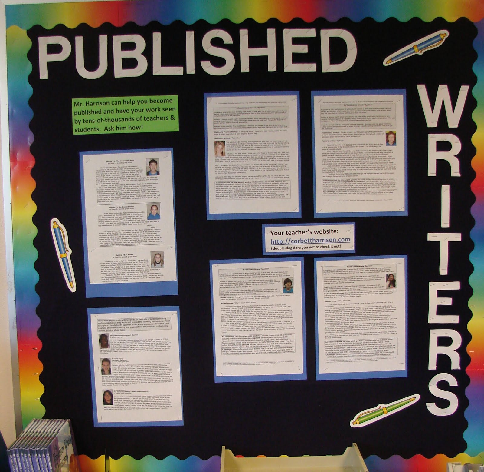 Journals for Undergraduate Writers