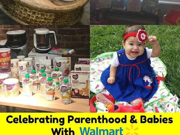 Celebrating Parenthood & Babies With #Walmart Sip And See Southern Style