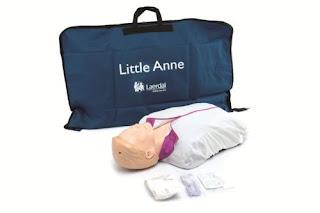 Manekin Little Anne