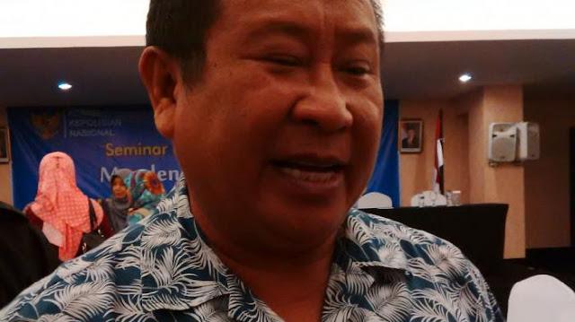 Susno Duadji Mengaku Banyak Orang Minta Dirinya Calonkan Diri Jadi Gubernur Sumatera Selatan