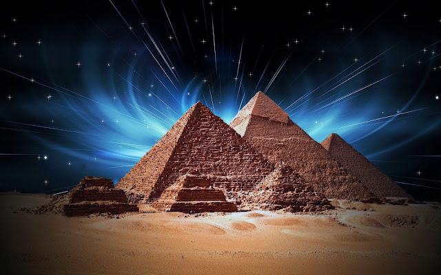 El origen de las pirámides - Charkleons.com
