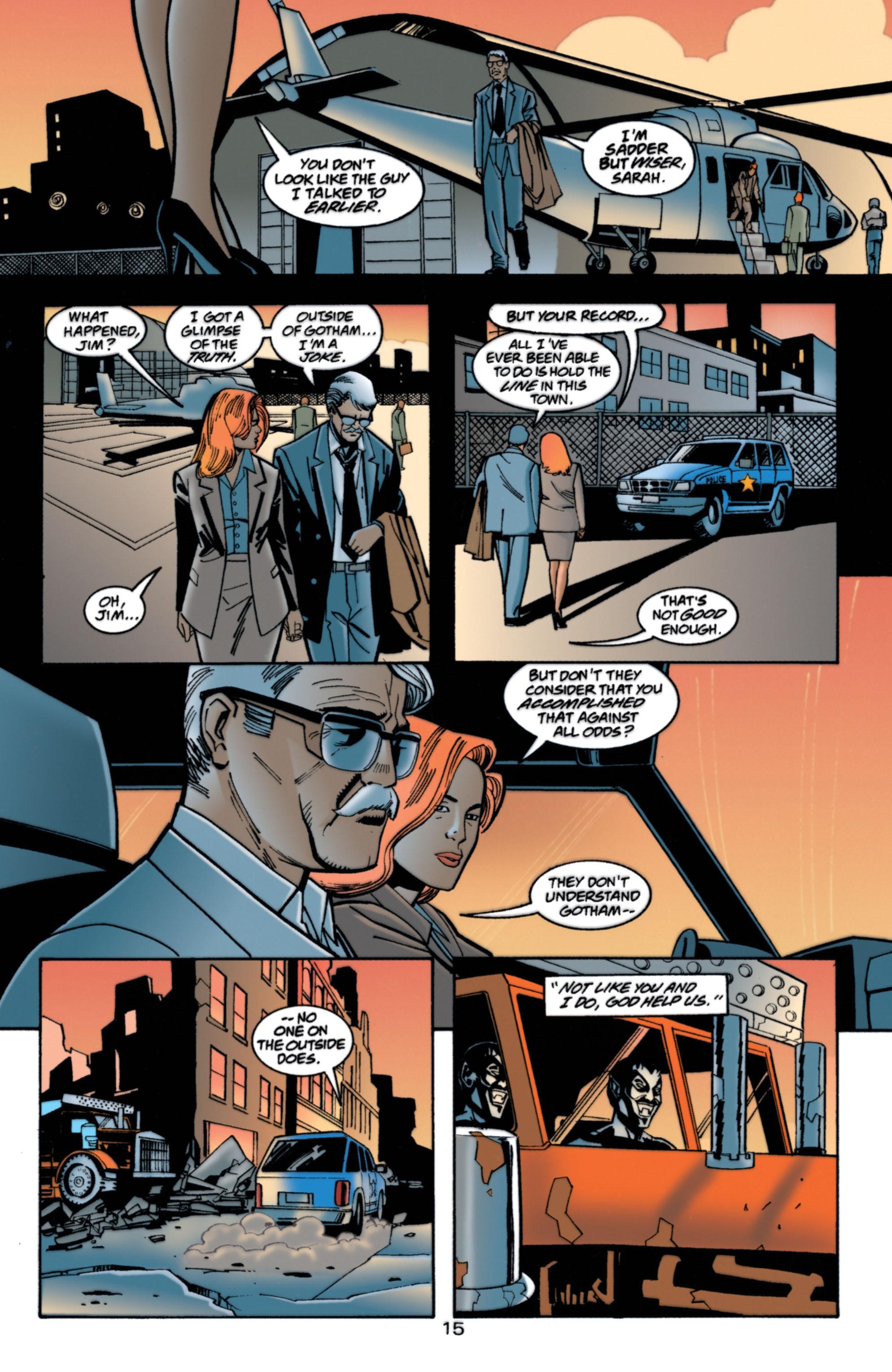 Detective Comics (1937) 728 Page 15