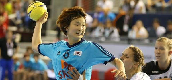 Hyojin Lee (KOR) MVP y goleadoras del Mundial Junior | Mundo Handball
