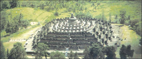 Peninggalan Sejarah Bercorak Buddha di Indonesia