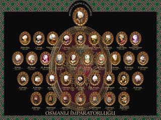 Osmanlı İmparatorluğu'nun İlkleri