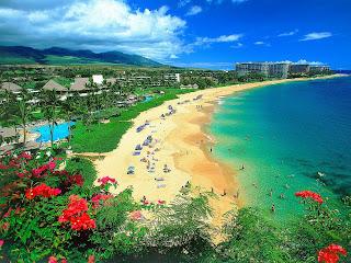 Kaanapali Beach252C Maui252C Hawaii   erc