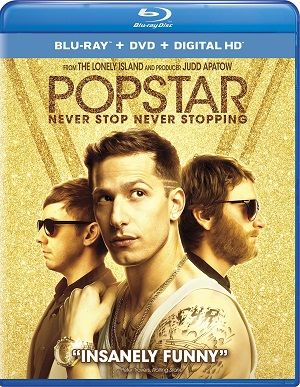 Popstar Never Stop Never Stopping 2016 BRRip 720p