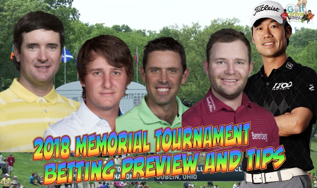 GolfCentralDaily Memorial betting tips
