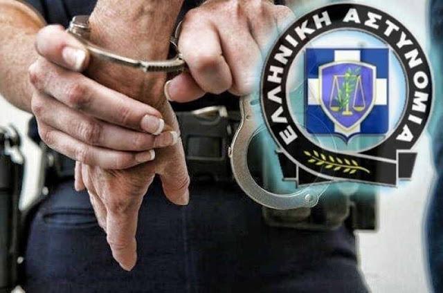 688 συλλήψεις τον Φεβρουάριο στην Πελοπόννησο - 15 για ληστεία, 98 για κλοπή!