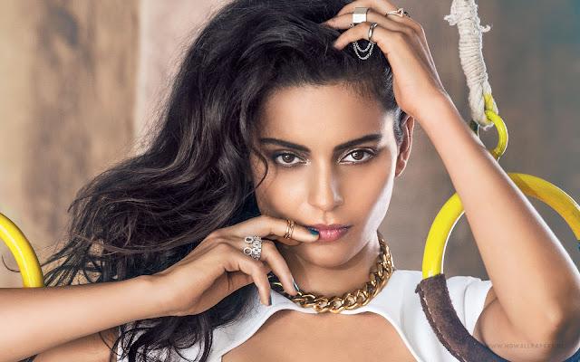 Kangana Ranaut Bollywood Hot And Sexy Actress