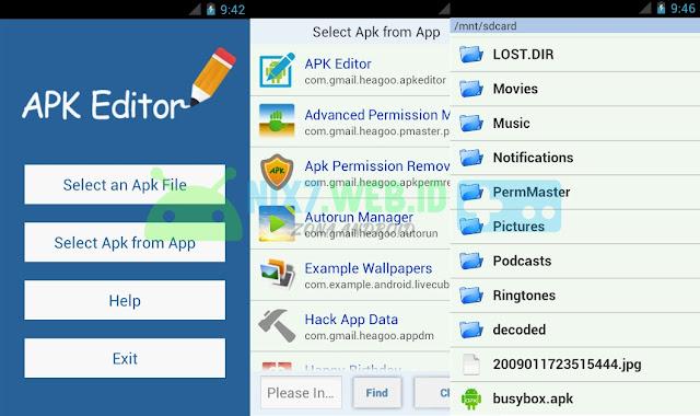 APK Editor Free Terbaru 1.6.5 Apk