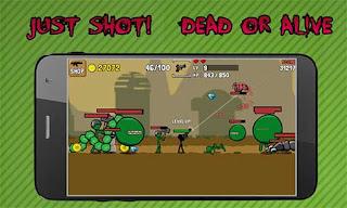 Game Stickman And Gun 2.1.4 Mod Money