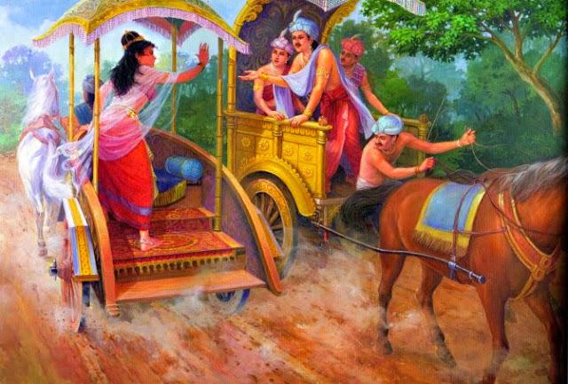Đạo Phật Nguyên Thủy - Đường Xưa Mây Trắng - Chương 33: Cái đẹp không tàn hại
