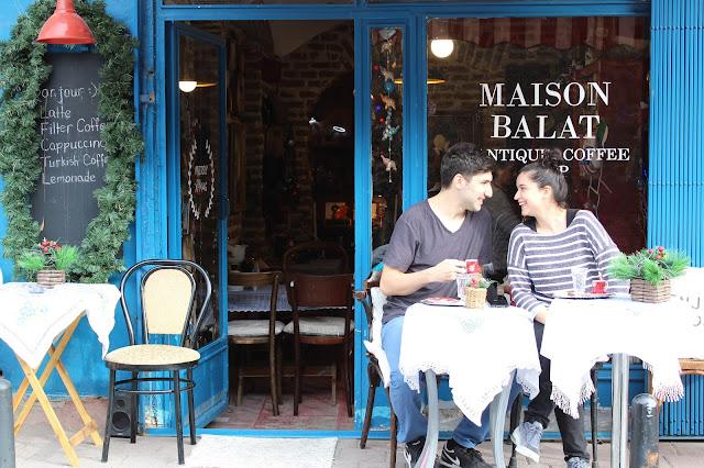 balat kahve mekanları - maison balat - balat sokakları - balat - istanbul
