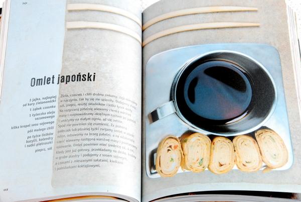 Omlet japoński w rozdziale o jajkach