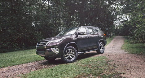 Harga Toyota All-new Fortuner 2.7 SRZ