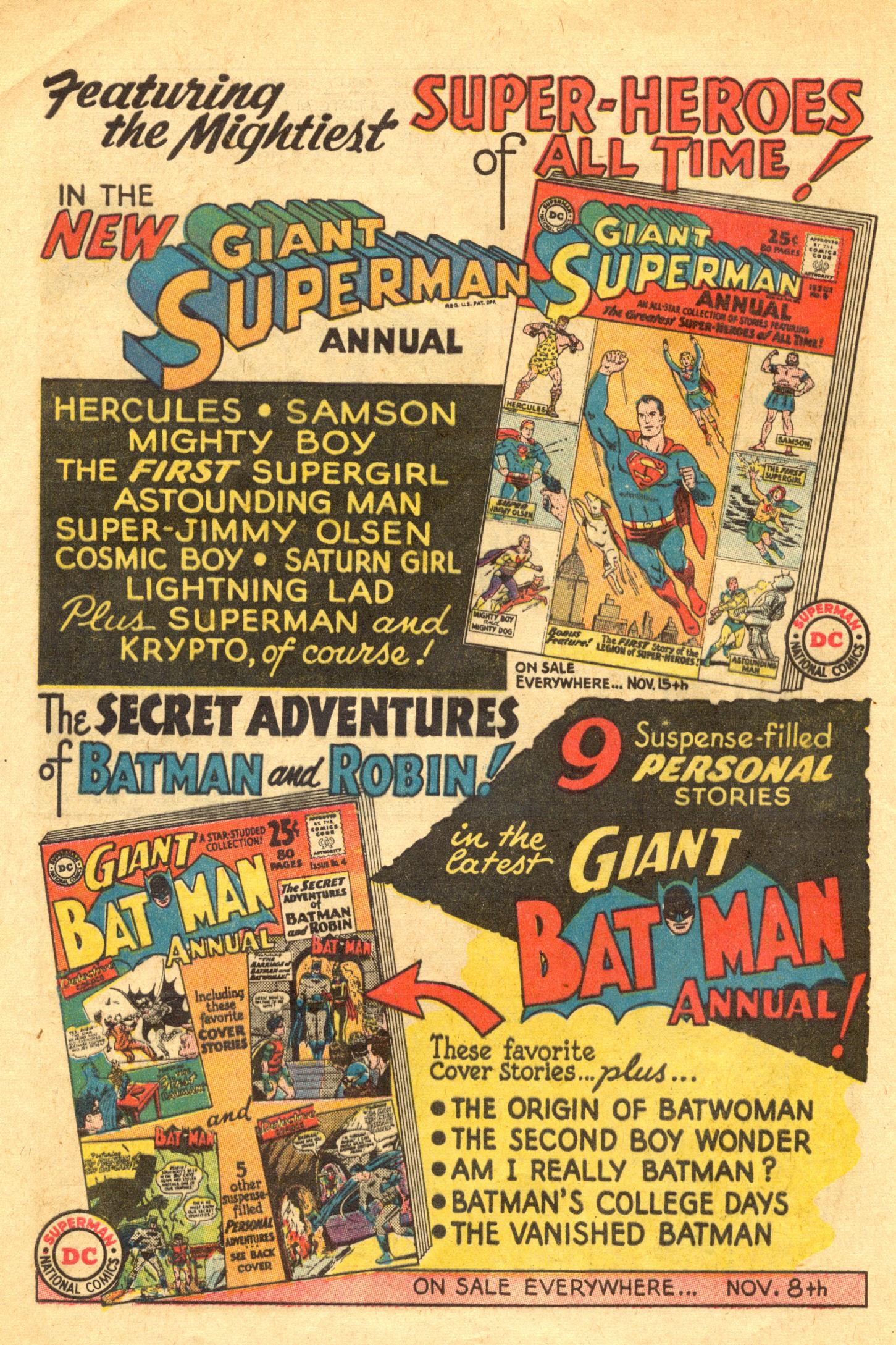 Read online World's Finest Comics comic -  Issue #130 - 16