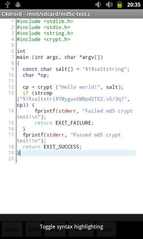 Gcc C Compiler