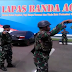 TNI Dikerahkan ke Lapas Lambaro, Amankan Kerusuhan