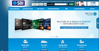 image showing sbi web